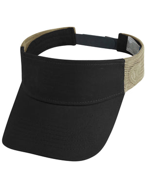 Top Of The World Adult Brink Visor - TW5504