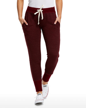 US Blanks Ladies' French Terry Sweatpant - US871