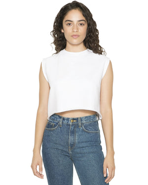American Apparel Ladies' Heavy Terry Dance Top Sweatshirt - VT3370W