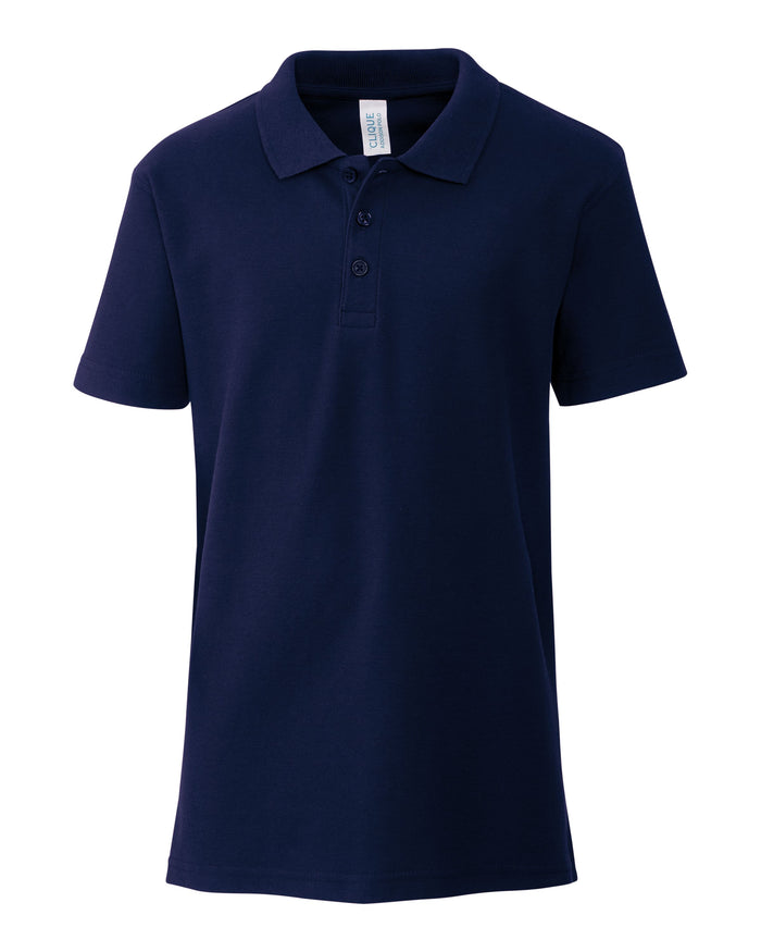 Clique Youth Addison Youth Polo - YQK00001