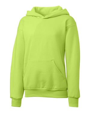Clique Basics Youth Fleece P/O Hoodie - YRK02001