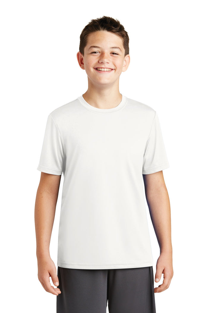 Sport-Tek Youth PosiCharge Tough Tee. YST320
