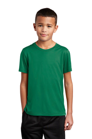 Sport-Tek  Youth Posi-UV Pro Tee. YST420