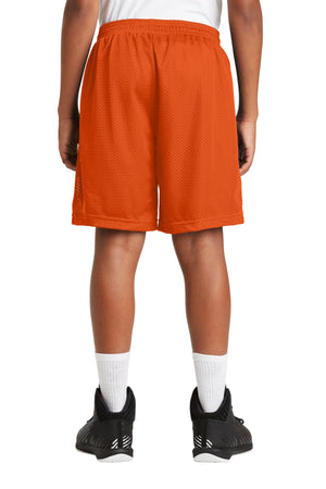 Sport-Tek Youth PosiCharge Classic Mesh Short. YST510