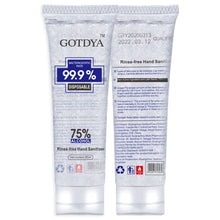 Load image into Gallery viewer, Hand Sanitiser Gel 80ml - 75% Alcohol - Packs from $3.99/tube