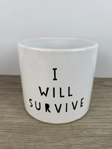 I Will Survive Pot