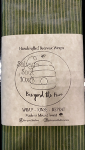 Beeyond the Hive Wax Salvage Sack