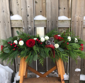 Large Christmas Table Centrepiece