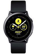 Load image into Gallery viewer, Samsung Galaxy Watch Active (40mm), Black - US Version with Warranty