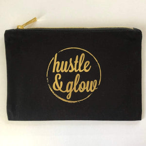 Hustle & Glow Accessories Pouch
