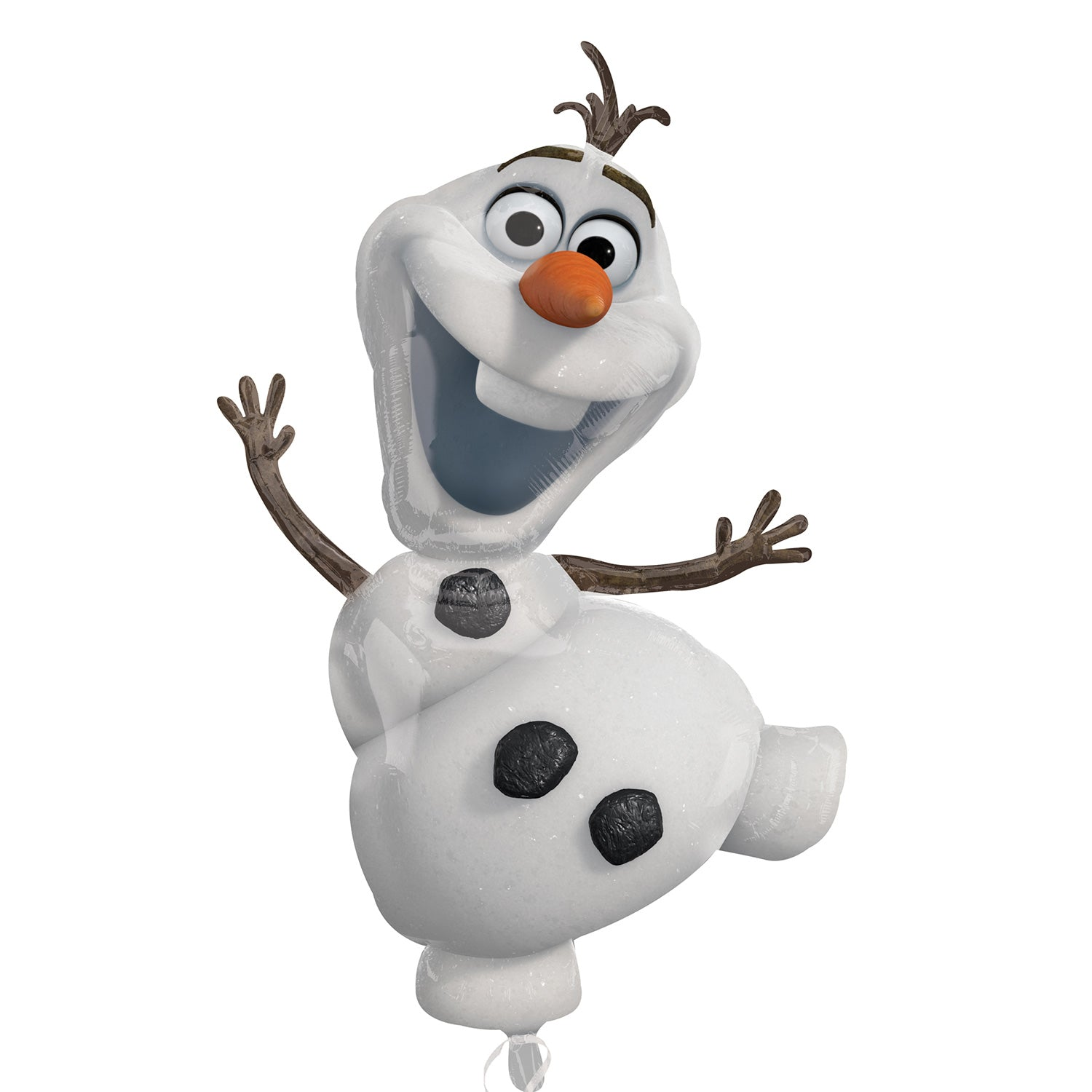 Inflated Frozen Olaf Balloon - House Of Party