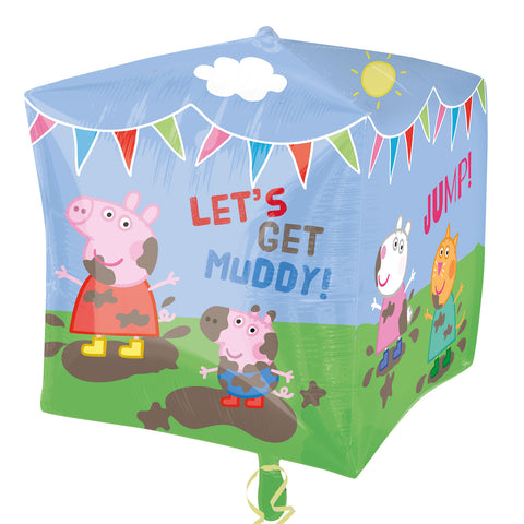 Inflated Peppa Pig Cubz Balloon - House Of Party