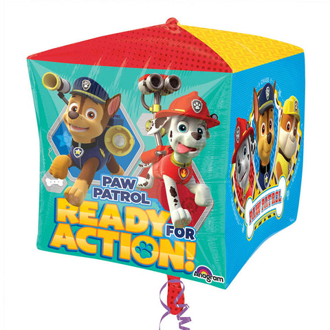 Inflated Paw Patrol Cubz Balloon - House Of Party