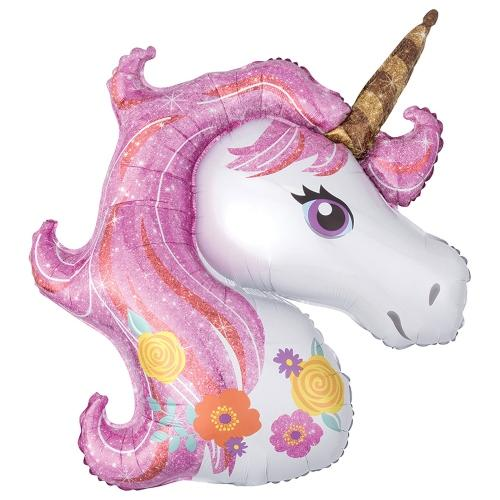 Inflated Sparkle Unicorn - House Of Party