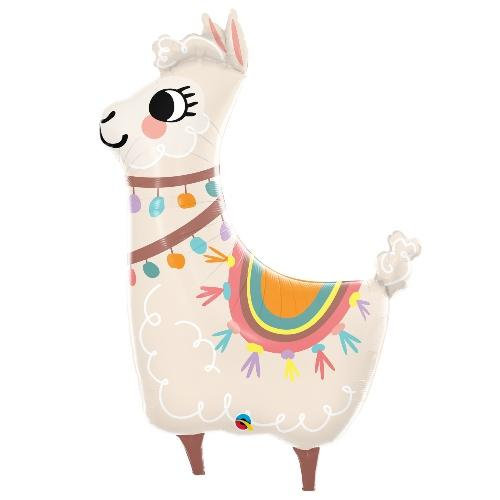 Inflated Loveable Llama - House Of Party