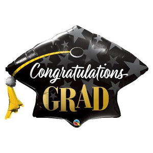 Inflated Congratulations Grad Hat - House Of Party
