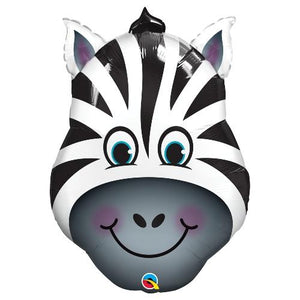 Inflated Zany Zebra - House Of Party