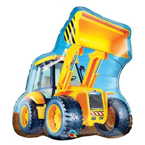 Inflated Construction Loader - House Of Party