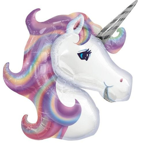 Inflated Pastel Unicorn - House Of Party