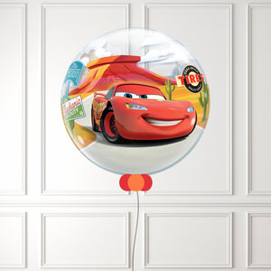 Inflated Cars Bubble
