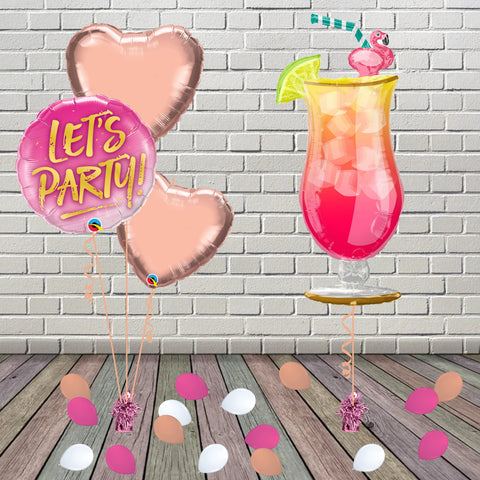 Inflated Cocktail Package - House Of Party