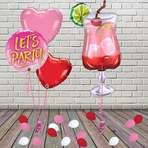 Inflated Gin Fizz Package - House Of Party
