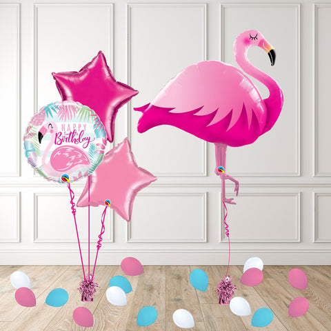 Inflated Flamingo Package - House Of Party