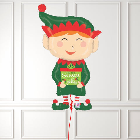 Inflated Jolly Elf