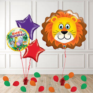 Inflated Lion Package - House Of Party