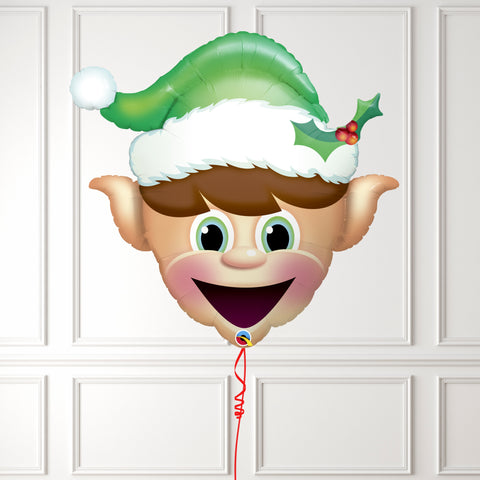 Inflated Christmas Elf