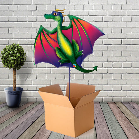 Inflated Mythical Dragon - House Of Party