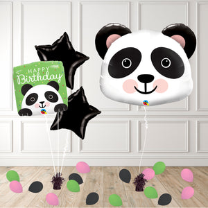 Inflated Panda Package