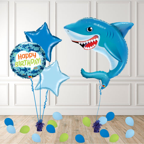 Inflated Shark Package - House Of Party