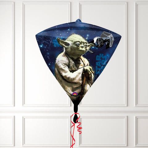 Inflated Star Wars Diamond Balloon