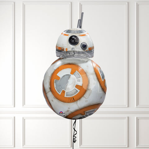 Inflated Star Wars BB8 Balloon