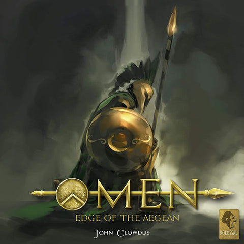Omen - Edge of the Aegean Standalone Expansion