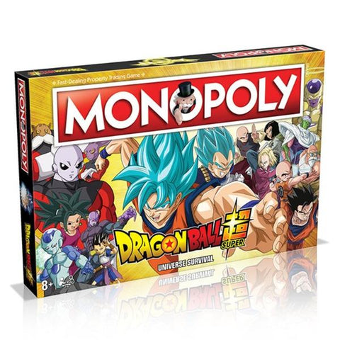 Monopoly - Dragon Ball Super