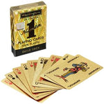 Playing Cards - Gold No 1 Cards (Waddington)