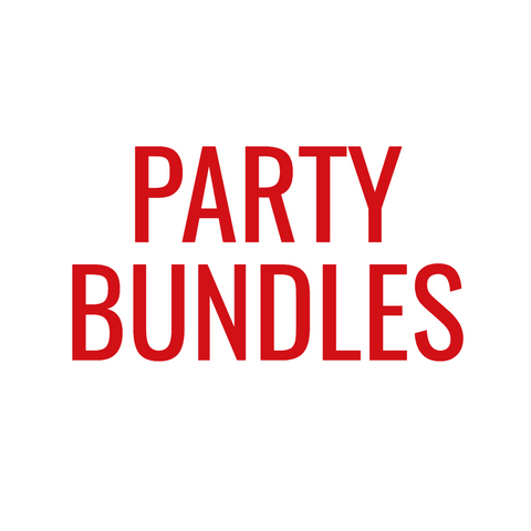 Party Bundles (4-Bidden Words, Disturbed Friends, The Voting Game – NSFW Edition)