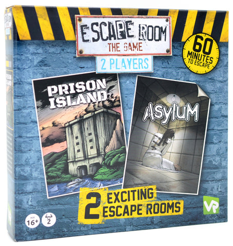 Escape Room the Game 2 Players