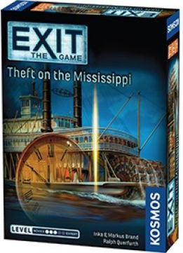 Exit the Game: Theft on the Mississippi