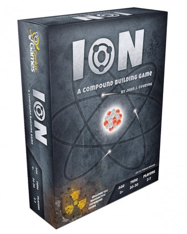 Ion A Compound Building Game