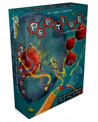 Peptide a Protein Building Game