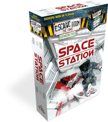 Escape Room: The Game – Space Station Expansion