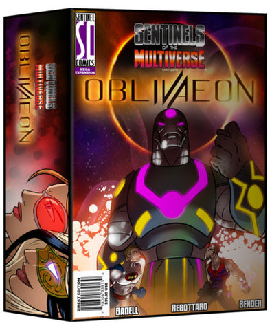 Sentinels of the Multiverse OblivAeon