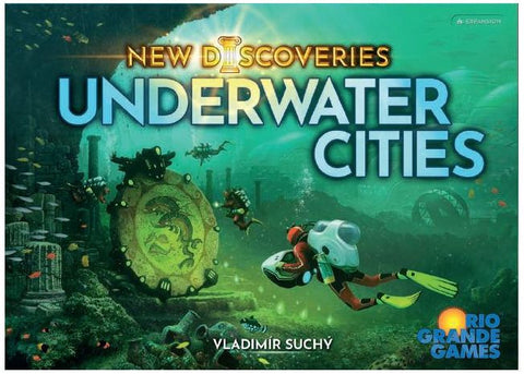 Underwater Cities New Discoveries Expansion