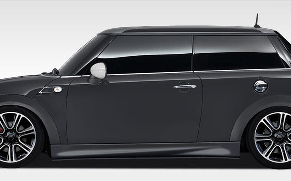 2007-2015 Mini Cooper R56 R57 R58 R59 Duraflex DL-R Side Skirts Rocker Panels - 2 Piece