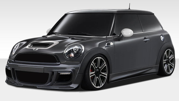 2007-2015 Mini Cooper R56 R57 R58 R59 Duraflex DL-R Body Kit - 6 Piece