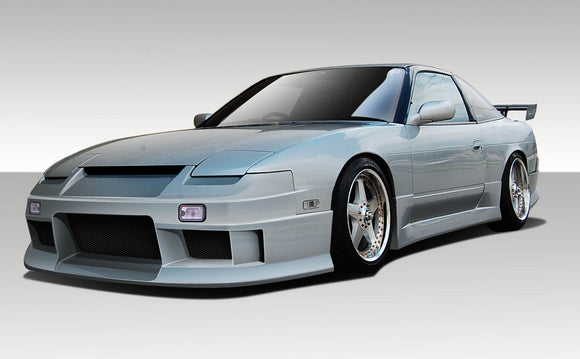1989-1994 Nissan 240SX S13 2DR Duraflex Vector Body Kit - 4 Piece