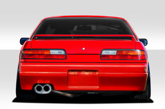 1989-1994 Nissan 240SX S13 2DR Duraflex Supercool Rear Bumper Cover - 1 Piece